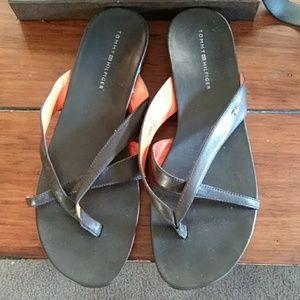 Tommy Hilfiger Sandals.